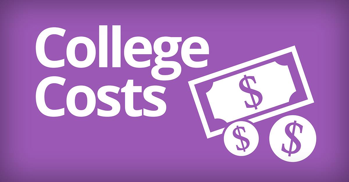 College Costs You Should be Aware of